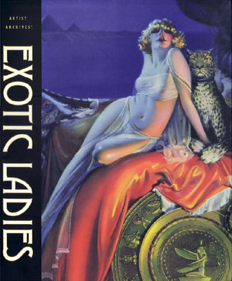 Exotic Ladies (Artist Archives) Collectors Press (1999)