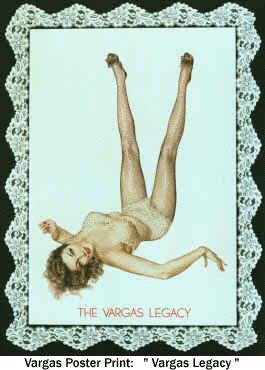 """The Vargas Legacy"" by Vargas #4"