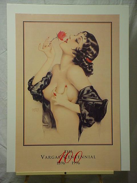"""""""Vargas Centennial"""" by Vargas #7"""