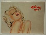 1993 Olivia Calendar