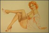 Vargas Legacy Nude #11R