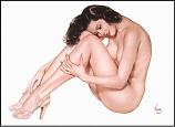 Vargas Legacy Nude #08