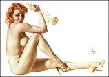 Vargas Legacy Nude #09