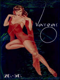 Vargas 20's - 50's (hard cover)