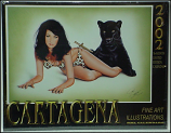 2002 Cartagena Calendar