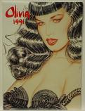 1991 Olivia Calendar